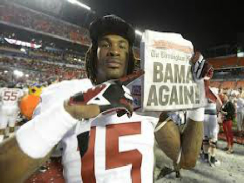 Trouble in Paradise: Four Alabama players Arrested