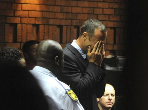 Team Pistorius: Substance Found in Home is 'Testis compositum'