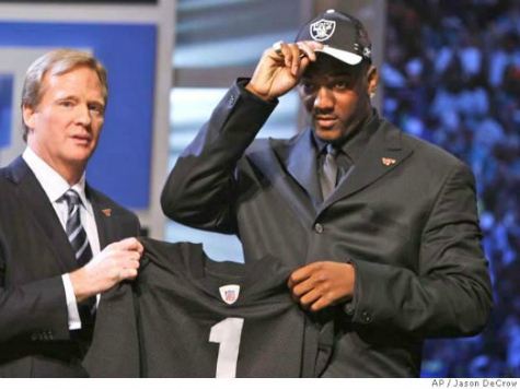 Overweight NFL Bust Attempts Comeback