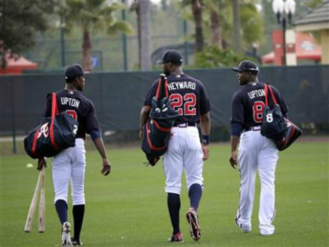 Braves look to Athletic Trio, Revamped Outfield to Restore Glory