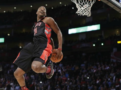 Rookies Sweep Dunk, Skills Contests Prior to 8 p.m. All-Star Game