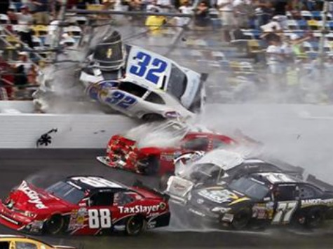 Horrific NASCAR Wreck Injures 28 Fans, Including One Child Critically
