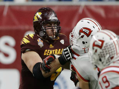 NFL Combine Thursday: Non-BCS Offensive Tackle New Darkhorse for No. 1 NFL pick