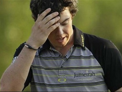 Sore Loser: Rory McIlory Goes Home in Middle of Round, Cites 'Painful' Wisdom Tooth