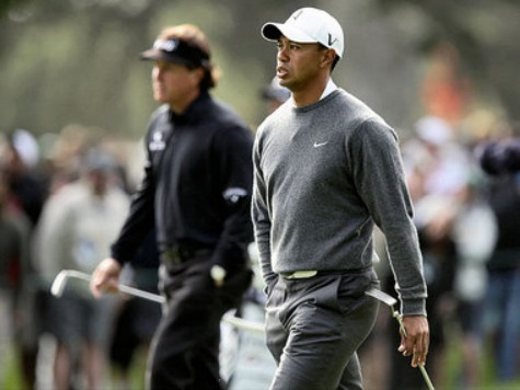 Tiger and Phil Calling Shots for Ryder Cup, PGA Execs Take Back Seat