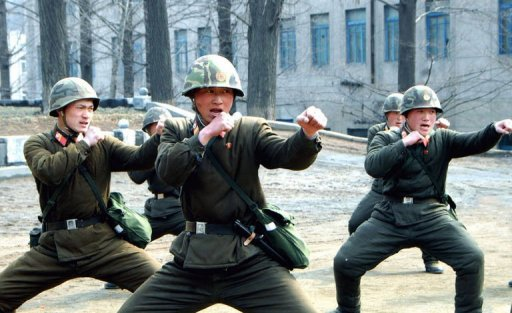 North Korea Voids Non-Aggression Pacts with South