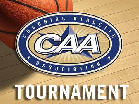 CAA Tournament Opens in Nail Biting Fashion