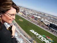 Palin Smacks Waltrip: Check Your Facts, Get Some 'Strategery' Before 'You Shoot Off Your Mouth'