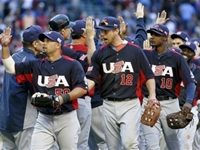 USA Survives, Advances in WBC by Beating Canada