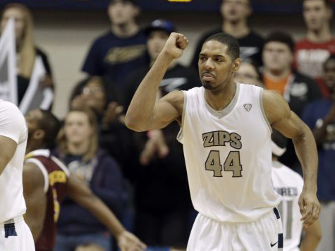 Selection Sunday – Akron (19 of 50 points)