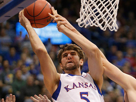 South Region: Kansas on Top But Barely Ahead of UNC, Michigan and Georgetown
