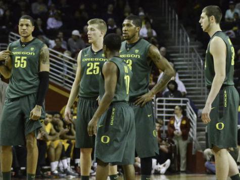 Selection Sunday – Oregon (19 of 50 points)
