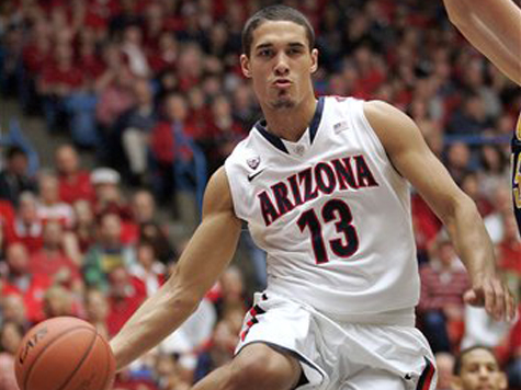 No. 6 Arizona Books Trip to Sweet 16 by Demolishing Cinderella Harvard