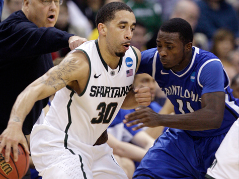Selection Sunday – Michigan St (31 of 50 points)