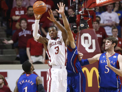 Selection Sunday – Oklahoma (22 out of 50 points)