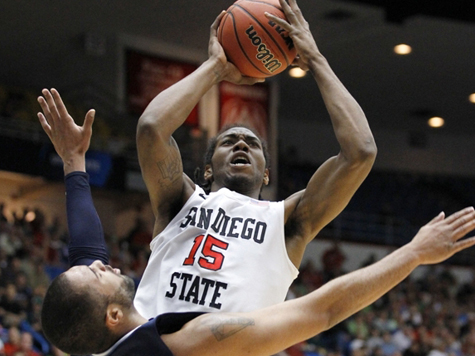 Selection Sunday – San Diego St (22 of 50 points)