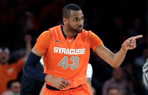 "Syracuse Wins ""Road"" Game vs. Cal to Give Big East 3rd Sweet 16 Team"