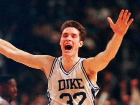 Breitbart Sports Interview: Christian Laettner on This Year's Tourney, His Bad Boy Image, 'The Shot'