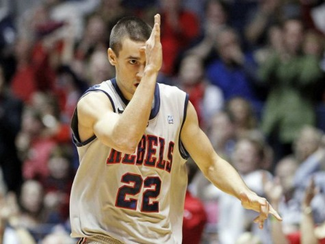 Marshall Henderson, Ole Miss Destroy Obama's West Bracket