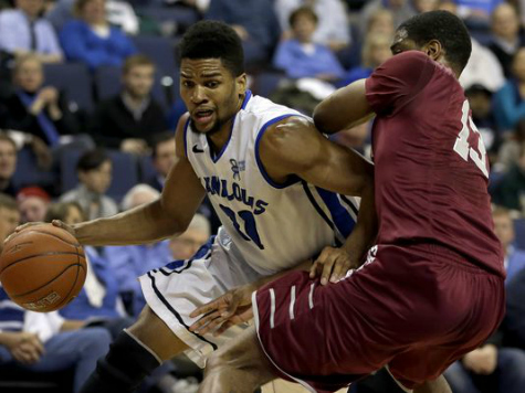 Saint Louis Routs New Mexico State