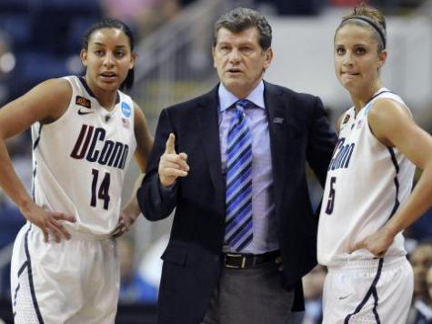 UConn Blows Out Notre Dame, Can Tie Vols 8 Titles