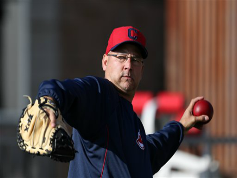 Manager Francona One of Few Positives for Indians