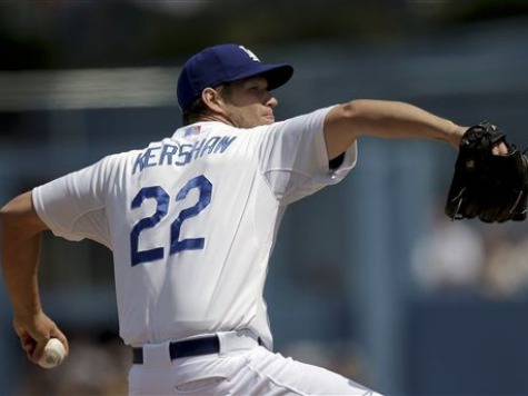 Kershaw on Pace for Best ERA, WHIP Since '95