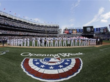 Sequester Kills Opening Day Flyovers in Nearly Every Ball Park
