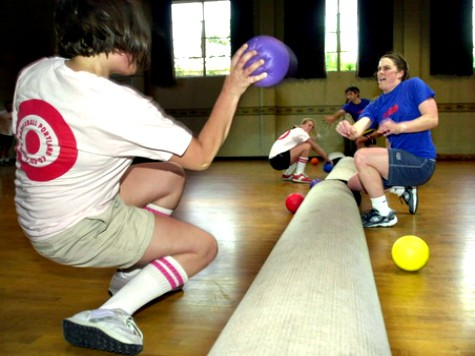 Sandy Hook Referenced as reason to Ban Dodge Ball
