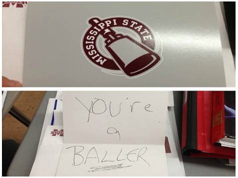 Recruit Receives Ridiculous Letter on Mississippi State Letterhead