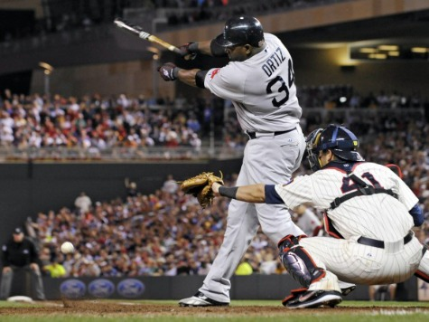 Big Papi Sets Record for Slowest Home Run Trot