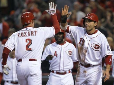 Reds Thump Nats 15-0 After Nats Allowed 1 Run in 1st 3 Games