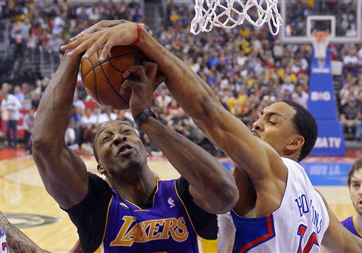 First Sweep Ever: Clippers Down Lakers, Win Division