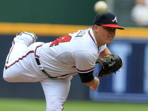 Braves Secure Best Record in Baseball at 7-1 Behind Medlen