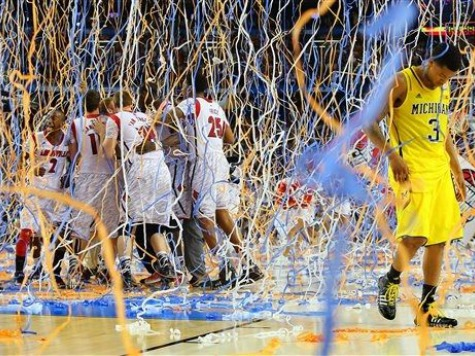 NCAA Title Game Draws Highest Ratings in Eight Years