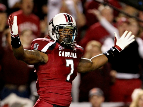 Consensus 2014 No. 1 Pick Jadeveon Clowney Sidelined