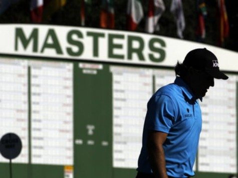 Masters Announces Rule Changes for Making Cut