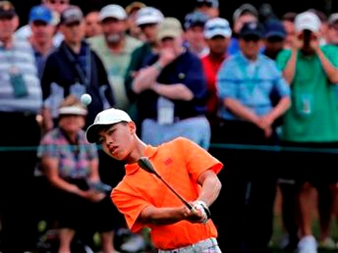 14-Year-Old Assessed Rare Slow-Play Penalty at Masters: 'I Respect the Decision'