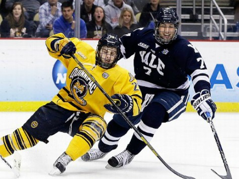 Yale's Malcolm Shuts Out Favored Quinnipiac on Birthday for Title
