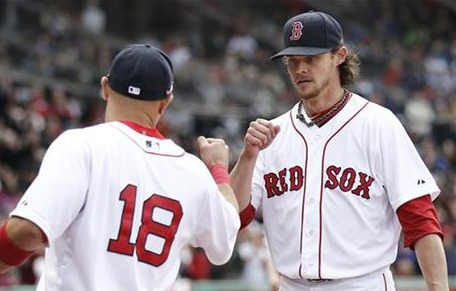 Red Sox Beats Rays 5-0 Behind Ace Buchholz