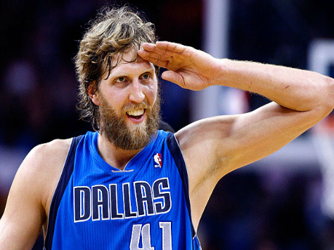 Dirk Joins Elite Company, Goes over 25,000 Points