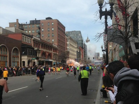 Report: 3 Dead, 100+ Injured After Multiple Explosions at Boston Marathon