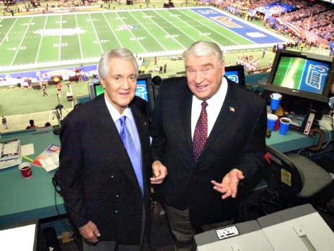 Iconic NFL Broadcaster Pat Summerall Passes Away at 82