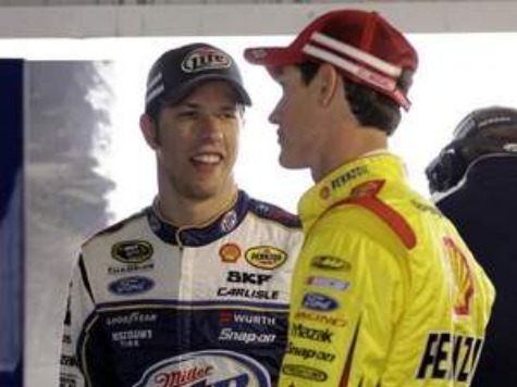 NASCAR Penalizes Logano, Keselowski for Unapproved Car Parts