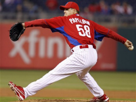 Phillies Pitcher: Obama Wants to Take Our Guns From Us