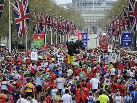 London Marathon: 26.2 Miles of Security