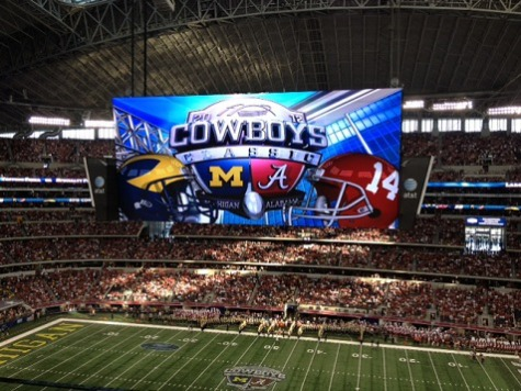 Cowboys Stadium to Host First 'College Football Playoff' National Championship Game