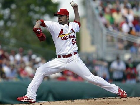 Cardinals Sweep Nationals In DC