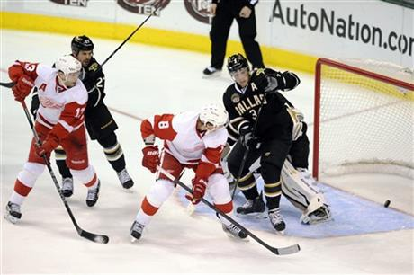 Red Wings Continue Playoff Appearance Streak