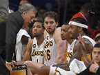 Spurs Sweep Depleted Lakers into Offseason of Turmoil